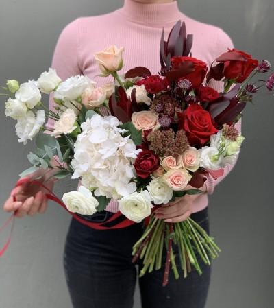 Art bouquet  #14