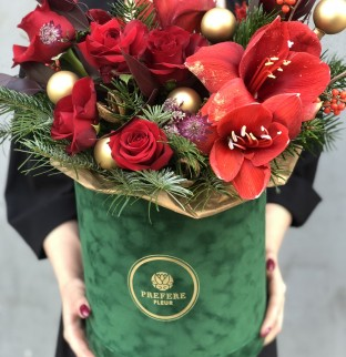 Christmas bouquet №2