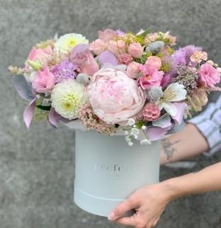 Letní kytice v krabici #67