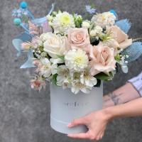Letní kytice v krabici #68