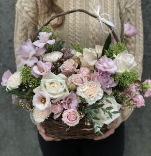 Květinový košík
