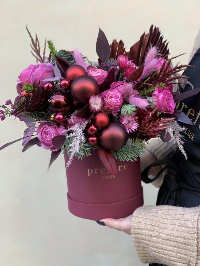 Vánoční kytice №13