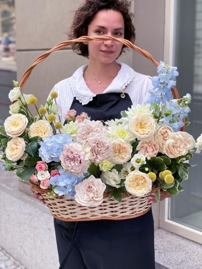 Flower basket #2