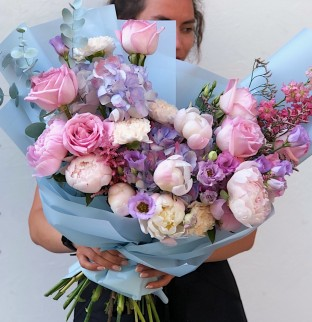 Art bouquet  #9