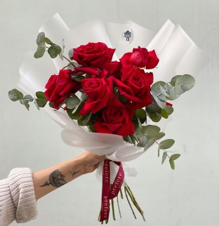 Not just red roses