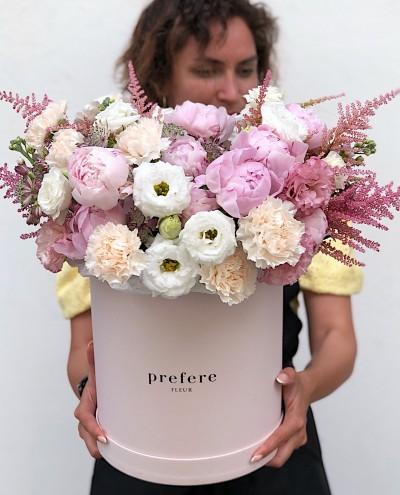 Art Bouquet in a box #11