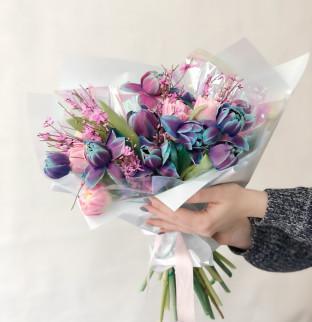 Kytice z tulipánů #2