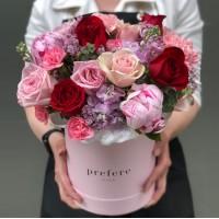 Art Bouquet in a box #24
