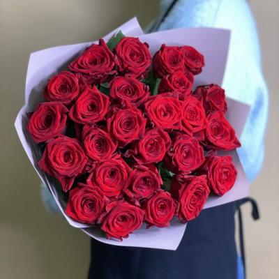 29 červených růží