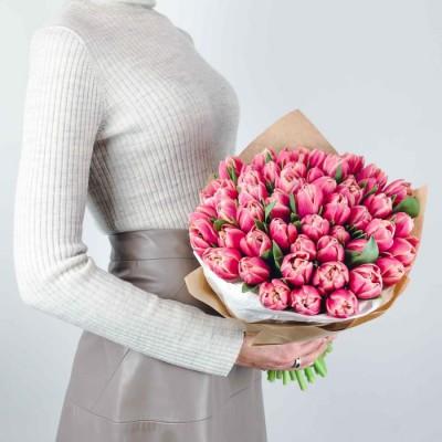 Kytice z tulipánů