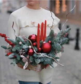 Vánoční dekorace #1