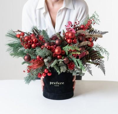Vánoční kytice №4