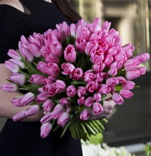 101 tulipánu