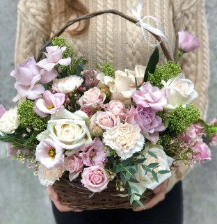Flower basket #2