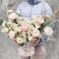 Květinový košík #3